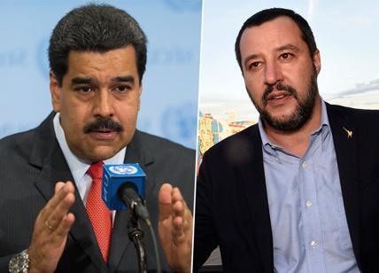 Il 'caso' grillini-Venezuela e il falso sovranismo delle destre italiane