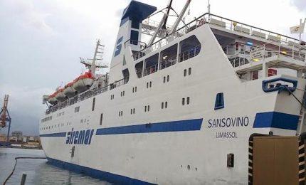 Ieri sera la nave che collega Lampedusa con Porto Empedocle era in avaria: i migranti non c'entrano niente!