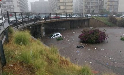 I danni della pioggia ai cittadini di Palermo: non è che alla fine pagheranno i siciliani?