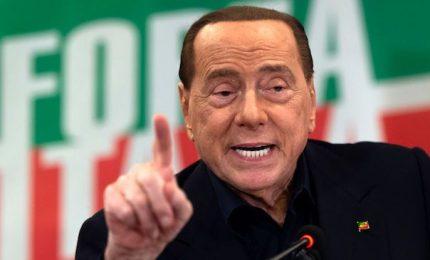 Berlusconi con PD e la Merkel per salvare se stesso e appioppare il MES all'Italia? (AUDIO)