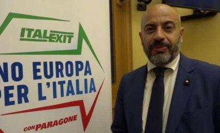 Paragone e Italexit/ Come uscire dall'Unione europea e dall'euro: video di Byoblu
