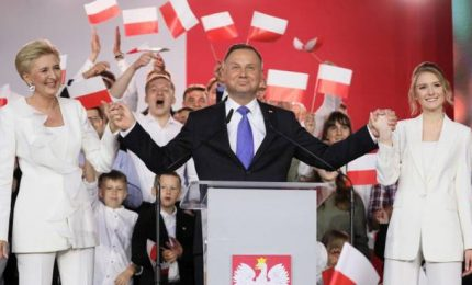 L'Unione europea dell'euro ha perso le elezioni in Polonia. Dove ha vinto Trump...