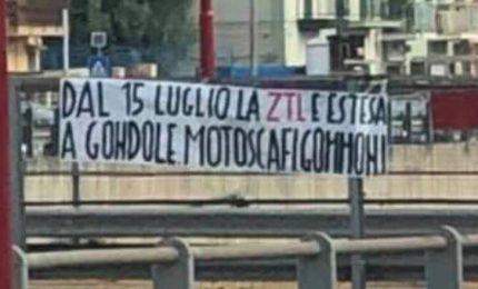Palermo, ZTL anche per gondole, motoscafi e gommoni...