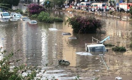 Alluvione del 15 Luglio a Palermo: a pagare debbono essere i responsabili, non tutti i cittadini siciliani!/ SERALE