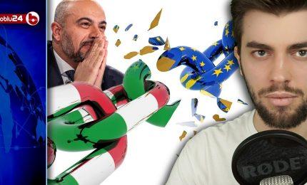Italiexit di Paragone: chiarite le polemiche sollevate dal blogger Luca Donadel (VIDEO di Byoblu)