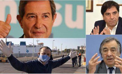 Corinavirus: perché nuovi divieti per i siciliani mentre i migranti sbarcano liberamente e vanno dove gli pare?