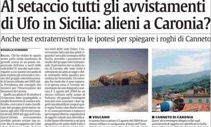 MISTERI DI SICILIA 2/ Extraterrestri a Canneto di Caronia? Le parole della scrittrice Valentina Gebbia