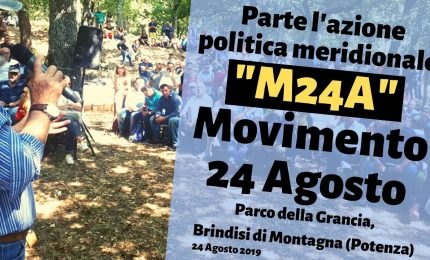 Caro Pino Aprile, il Sud e la Sicilia si potranno salvare senza il PD e fuori dal 'lager' dell'Eurozona/ MATTINALE 544