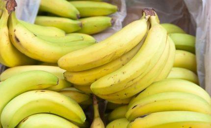 Ma 'ndo vai se la banana non ce l'hai? La banana in 'offertissima' nei Centri commerciali