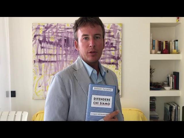 Diego Fusaro: il falso mito del mondialismo che vuole distruggere le identità (VIDEO)