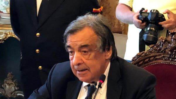 Mozione di sfiducia al sindaco di Palermo verso il rinvio?