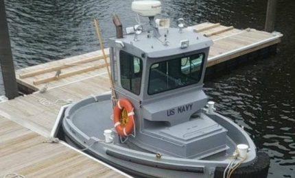 La nave da guerra più piccola del mondo