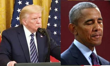 In America sta per esplodere l'Obamagate. Le prime rivelazioni e i timori in Italia.../ SERALE