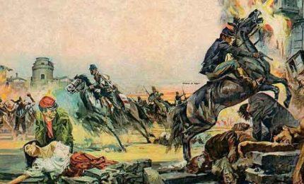 14 Agosto 1861: i Savoia del generale Cialdini ammazzano più di mille abitanti di Pontelandolfo