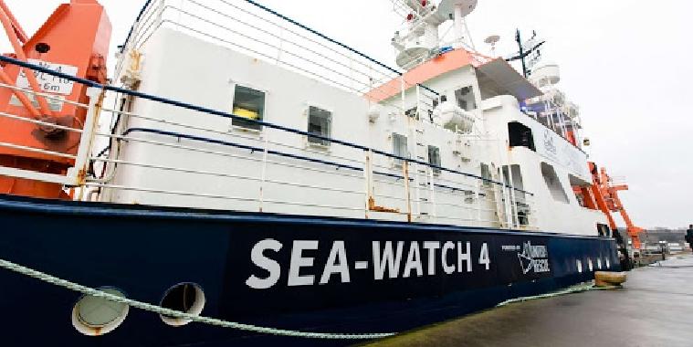 """Migranti/ Sea Watch 4 verso Palermo. Perché in Europa i """"porti sicuri"""" sono solo quelli siciliani?"""