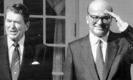 7 Ottobre 1985: scontro USA-Italia a Sigonella: quando gli italiani si sentirono orgogliosi di essere governati da Craxi