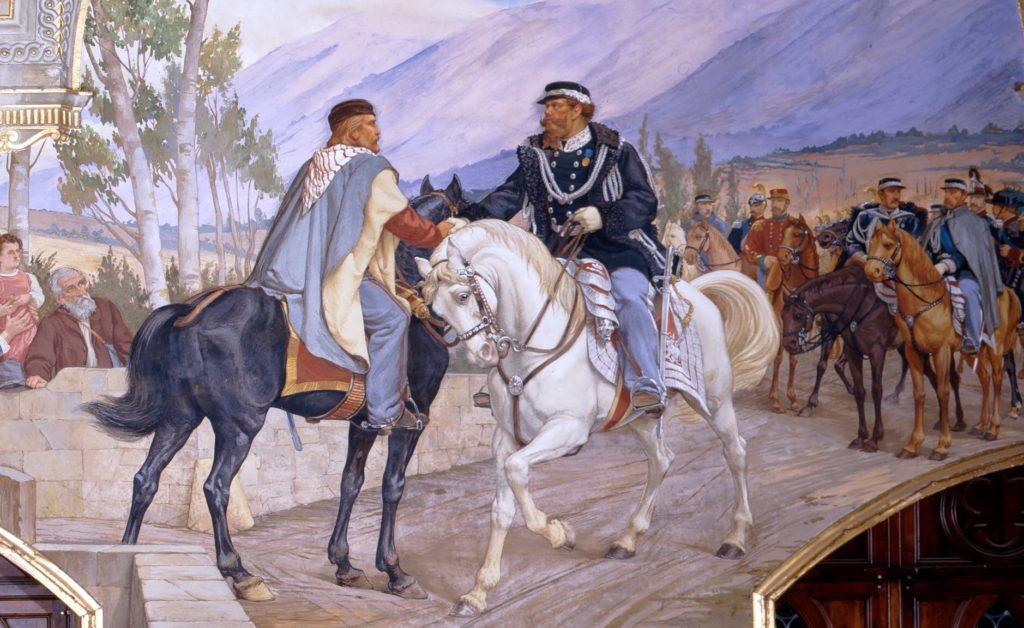 Garibaldi e i Savoia protagonisti del Risorgimento? No: solo pedine della massoneria!