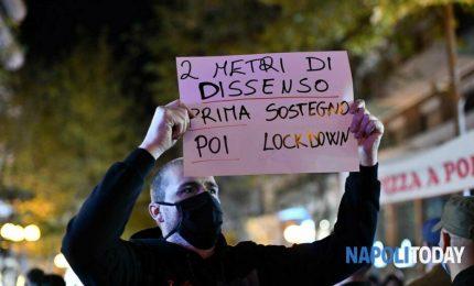 Ma quale camorra e destra eversiva: quella di Napoli è una rivolta popolare che potrebbe contagiare tutto il Sud!/ MATTINALE