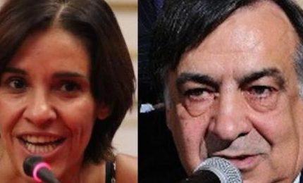 Palermo, Sabrina Figuccia chiede la rimozione del sindaco Leoluca Orlando