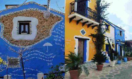 Giusto celebrare Borgo Parrini, ma noi vogliamo ricordare il Piano colore di Aurelio Pes