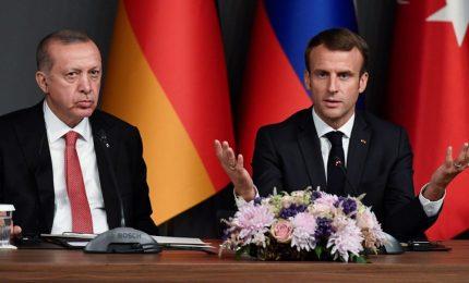 Lo scontro tra Turchia e Francia: ricordiamoci cos'ha fatto la Francia all'Italia nel 2011
