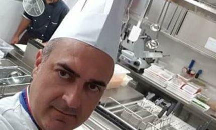 Ristoranti chiusi, ma lo chef Dario è pronto per portare il pranzo o la cena nelle vostre case