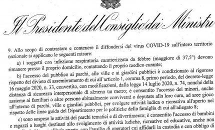 Dal DPCM di Conte una mazzata ai produttori di olio d'oliva extra vergine della Sicilia