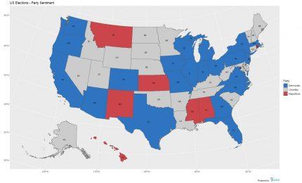 Elezioni americane con i brogli? Troppe le vittorie dei Democratici sul filo. E Rudy Giuliani...