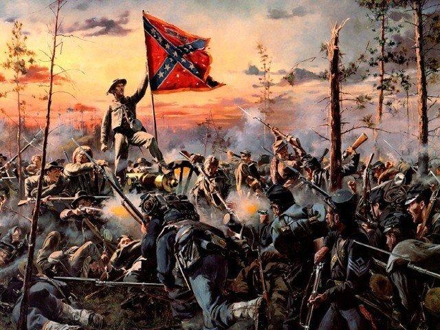 Salvatore Ferri, il militare siciliano borbonico che andò a combattere nella Guerra di secessione accanto ai generali Lee e Jackson