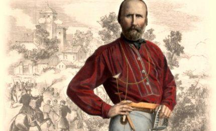 Giuseppe Garibaldi era un massone al servizio della massoneria inglese contro il Sud e la Sicilia