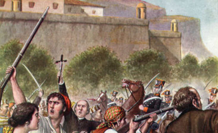 """Il Sud e la Sicilia dopo l'unificazione: """"Vengono cacciate nelle carceri e fucilate famiglie intere"""""""