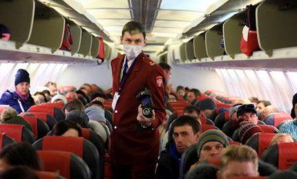 Emergenza Coronavirus: Sicilia verso il livello arancione. E sugli aerei che livello c'è?