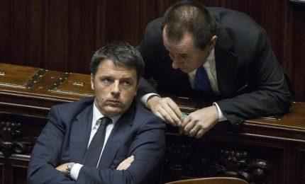 'Siluro' di Ettore Rosato al capo del Governo Giuseppe Conte. Crisi sempre più vicina?