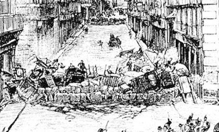 Il saccheggio del Sud, dal criminale Cialdini ai premi per i traditori e invasori Nunziante, Pinelli, Bixio, Medici, Turr