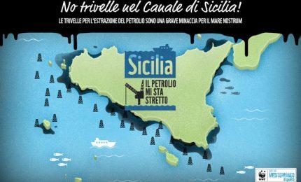 Le trivelle all'assalto del mare di Sicilia e anche in terraferma nei luoghi simbolo della nostra Isola