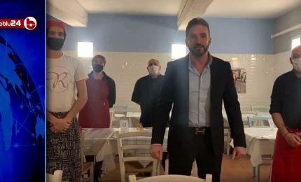 50 mila ristoratori contro le chiusure aprono a pranzo e a cena (VIDEO Byoblu)