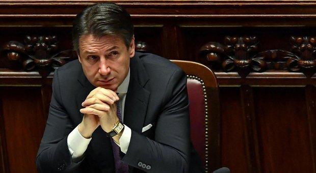 Il presidente del Consiglio, Giuseppe Conte, si è dimesso