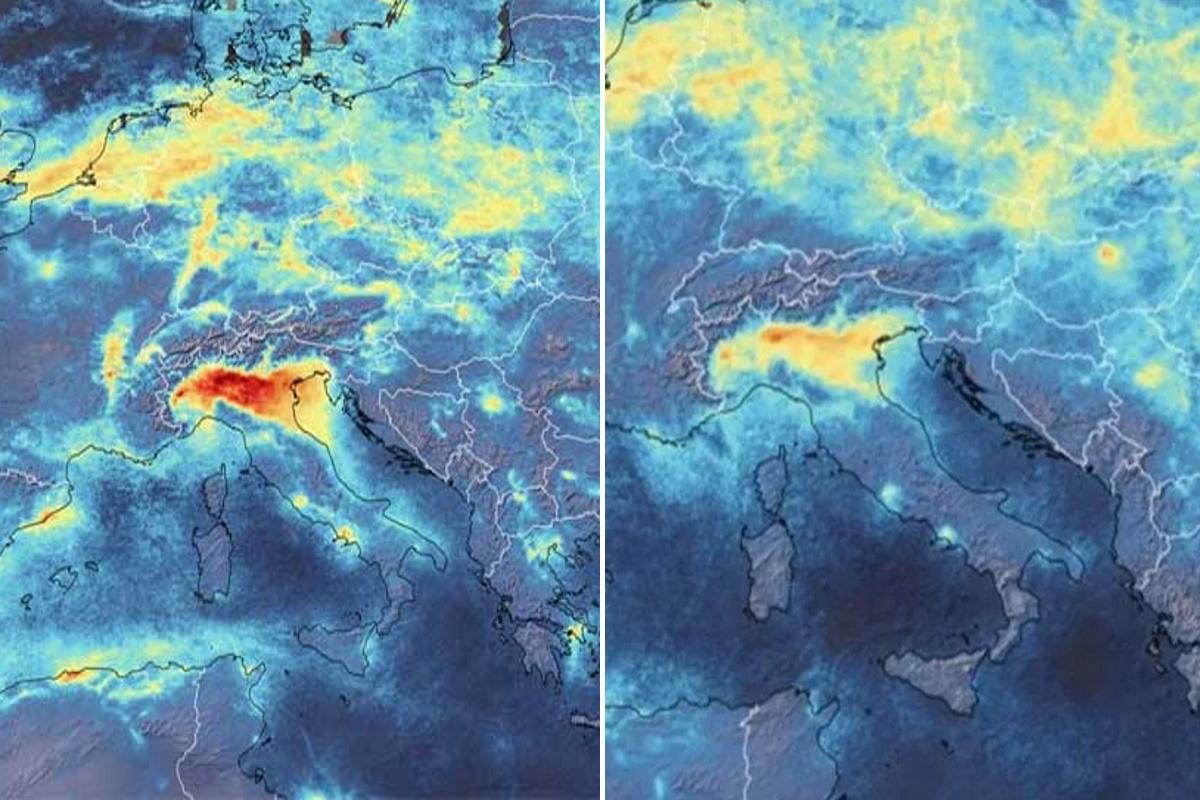 L'inquinamento del Nord Italia facilita la diffusione del virus: serve la riconversione ecologica!
