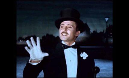 Così Modugno spiega 'L'uomo in frack', canzone dedicata a un grande siciliano