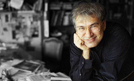 """Orhan Pamuk: """"Scrivo per essere felice"""""""