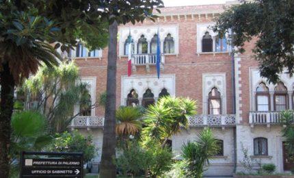 Formazione: lavoratori e sindacalisti del Sifus Confali ricevuti dal delegato del Prefetto di Palermo