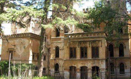 Gli insetti del Principe Mago e la sua villa di Palermo abbandonata che fa paura a tutti