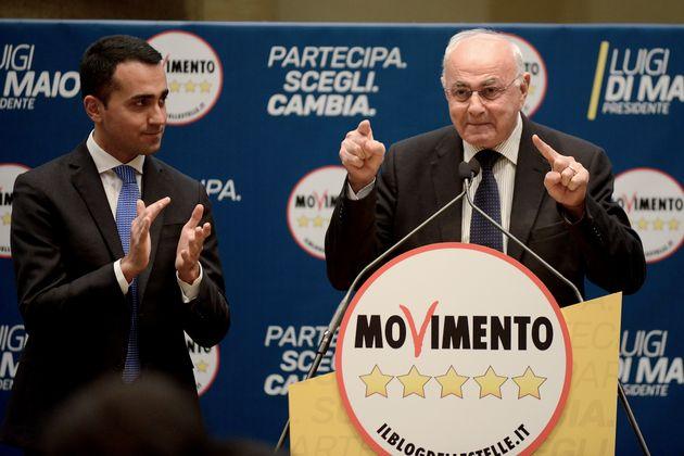 """Elio Lannuti: """"Ricordatevi quello che Mario Draghi ha fatto in Grecia"""""""