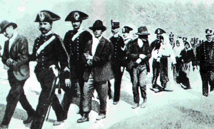 """Gramsci: """"Lo Stato italiano... una dittatura feroce che ha messo a ferro e fuoco il Sud e le isole..."""""""
