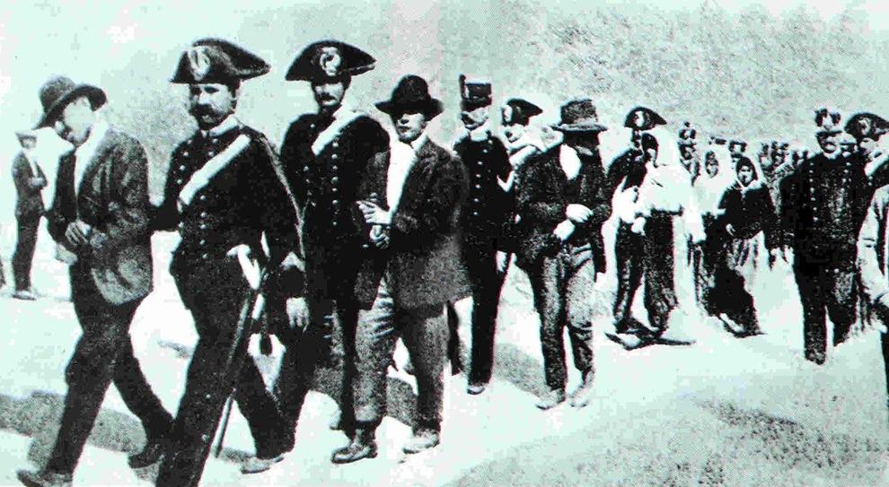 """Gramsci: """"Lo Stato italiano… una dittatura feroce che ha messo a ferro e fuoco il Sud e le isole…"""""""