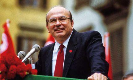 Oggi i socialisti italiani ricordano la nascita di Bettino Craxi. Uno slargo a suo nome a Catania