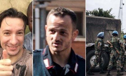 Congo, l'uccisione dei due italiani e la strage di italiani nei primi anni '60