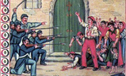 Sicilia, Agosto 1861: i piemontesi fucilano oltre 9 mila persone. L'unità d'Italia...