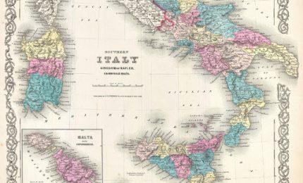 """Gli """"affaristi"""" della Ue di oggi somigliano tantissimo agli """"affaristi"""" dell'unità d'Italia del 1864 denunciati da Proudhon!"""