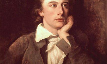 """John Keats, il poeta """"il cui nome fu scritto sull'acqua"""""""